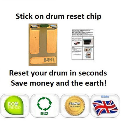 Picture of OKI 44574302 Drum Reset Chip