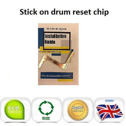 Picture of Oki MC573dn Drum Reset Chip