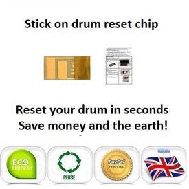 Muratec MFX-3090 Drum Reset Chip