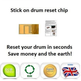 OKI ES4140 Drum Reset Chip