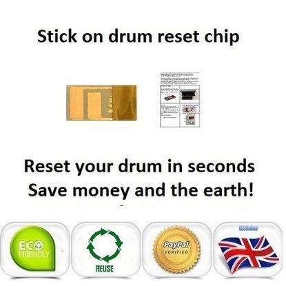 Picture of OKI ES4180 Drum Reset Chip
