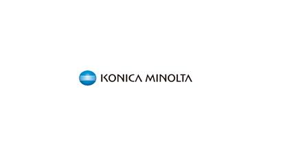Picture of Original Yellow QMS Konica Minolta 1710582-002 Toner Cartridge
