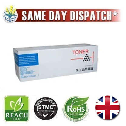 Picture of Compatible Cyan Kyocera TK-580C Toner Cartridge
