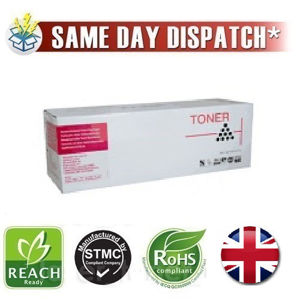 Picture of Compatible High Capacity Magenta Xerox 106R01595 Laser Toner