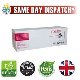 Compatible High Capacity OKI 46490606 Magenta Toner Cartridge