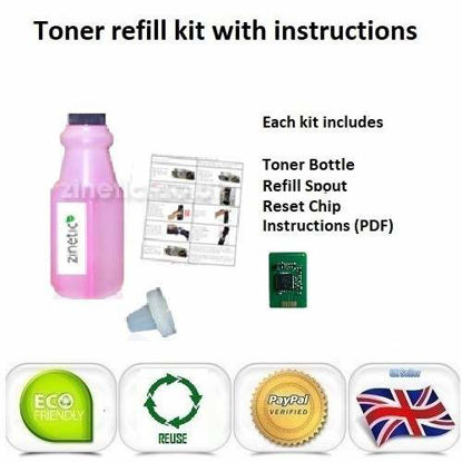 OKI C711 Toner Refill Magenta