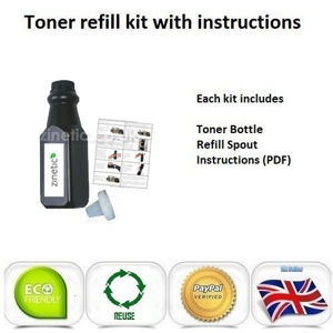 Compatible Brother TN-2410 Black Toner Refill