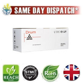 Compatible Cyan OKI 43913807 Image Drum
