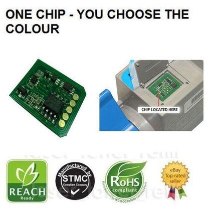 OKI C9600 C9800 Toner Reset Chip