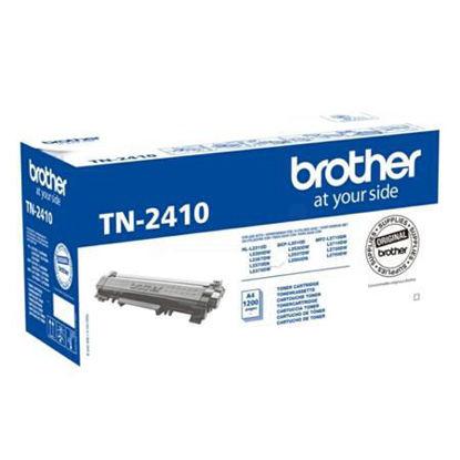 Picture of Original Brother TN-2410 Black Toner Cartridge