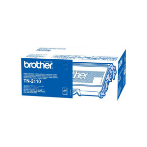 Original Brother TN-2110 High Capacity Black Toner Cartridge