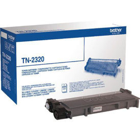Original High Capacity Black Brother TN-2320 Toner Cartridge