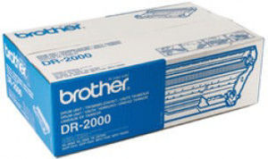 Original Brother DR-2000 Black Drum Unit
