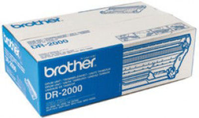 Original Brother DR-2000 Black Drum Unit
