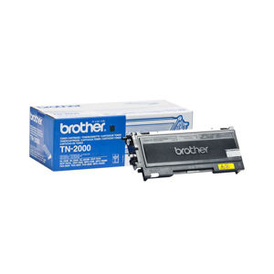 Original Brother TN-2000 Black Toner Cartridge