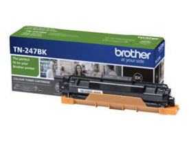 Original High Capacity Black Brother TN-247BK Toner Cartridge