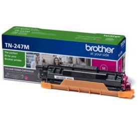 Original High Capacity Magenta Brother TN-247M Toner Cartridge