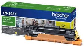 Brother TN-243Y Yellow Toner Cartridge Original