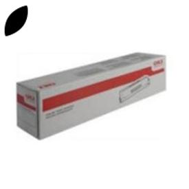 Picture of Original Extra High Capacity Black Oki 45807111 Toner Cartridge