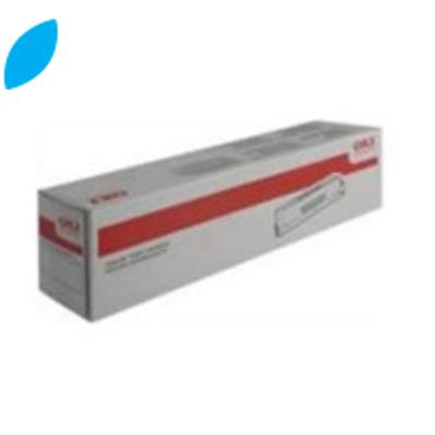 Original High Capacity Cyan Oki 44469724 Toner Cartridge