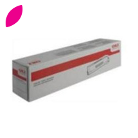 Original Oki 46507506 Magenta Toner Cartridge