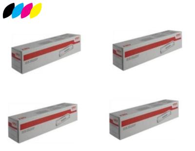 Original 4 Colour Oki 4446970 Toner Cartridge Multipack