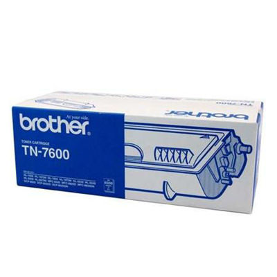 Brother TN-7600 High Capacity Black Toner Cartridge Orginal