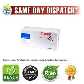 Compatible High Capacity Cyan Epson S051126 Toner Cartridge