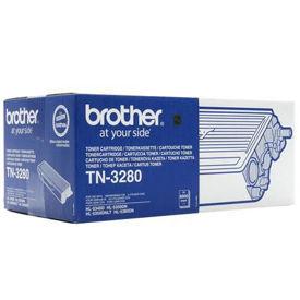 Brother TN-3280 Toner Cartridge Original High Capacity Black
