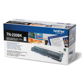 Brother TN-230BK Original Black Toner Cartridge