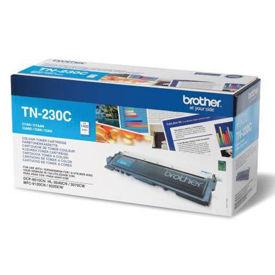 Brother TN-230C Cyan Toner Cartridge Original
