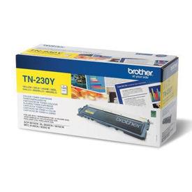 Brother TN-230Y Yellow Toner Cartridge Original