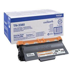 Original High Capacity Black Brother TN-3380 Toner Cartridge