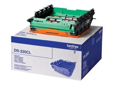 Brother DR-320CL Original 4 Colour Drum Unit